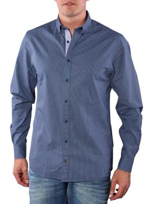 Tommy Hilfiger Indra Shirt colony blue/dutch navy