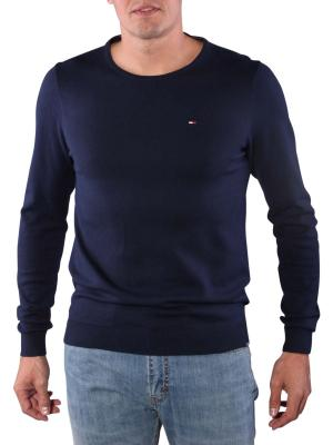 Tommy Jeans Tamber Sweater black iris