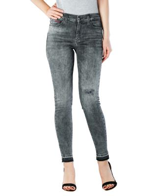 Tommy Jeans Nora Mid Skinny sunset grey stretch