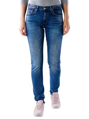 Tommy Jeans Horizon Slim Mid light blue stretch