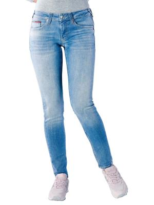 Tommy Jeans Sophie Low Skinny coney light blue stretch