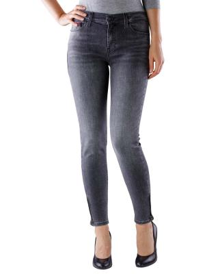 Tommy Jeans Nora Skinny Mid storm grey stretch