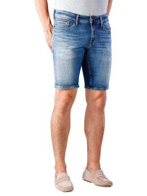 Tommy Jeans Scanton Short falcon mid blue stretch
