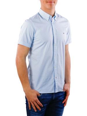 Tommy Hilfiger Slim Mini Print Shirt regatta/multi