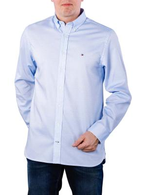 Tommy Hilfiger Two Tone End on End Shirt regatta/white