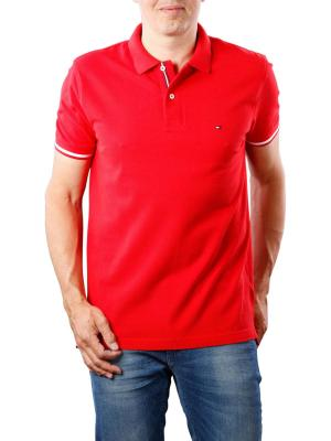 Tommy Hilfiger Basic Tipped Regular Polo haute red