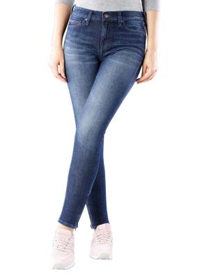 Tommy Jeans Nora Skinny Mid Rise cool dark blue stretch