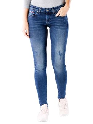 Tommy Jeans Sophie Skinny Low Rise Dynamic sea dark blue
