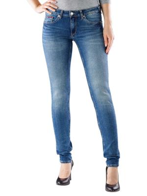 Tommy Jeans Sophie Skinny royal blue stretch