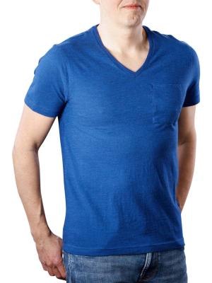 Tommy Hilfiger Essential T-Shirt mouline sodalite blue htr