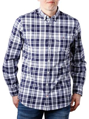 Tommy Hilfiger Dashing Check Shirt martime blue/white