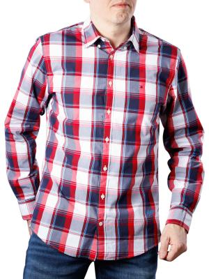 Tommy Hilfiger Alluring Check Shirt red/multi