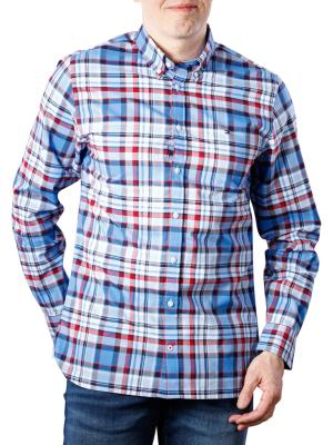Tommy Hilfiger Marvelous Check Shirt regatte/red/multi