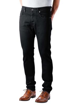 G-Star Slim Jeans Nero Black Stretch Denim antic charcoal