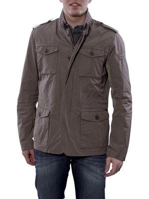 Woolrich New Stream Field Jacket clay