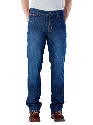 Wrangler Texas Stretch Jeans Lightweight  blue yonder