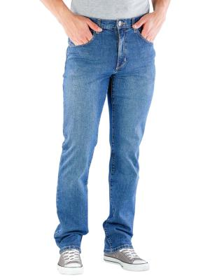 Wrangler Arizona Stretch Jeans blue heat