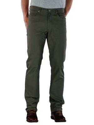 Wrangler Arizona Stretch Pant Lightweight moss green