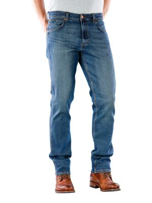 Wrangler Greensboro Stretch Jeans indigo wit