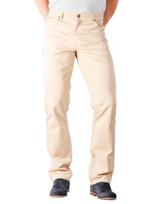 Wrangler Texas Stretch Pant Lightweight cornstalk