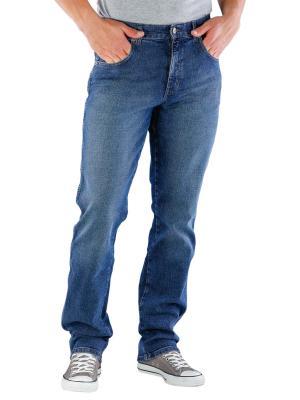 Wrangler Texas Stretch Jeans bonfire blue