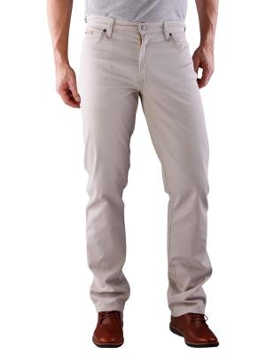 Wrangler Texas Stretch Jeans eggshell washed