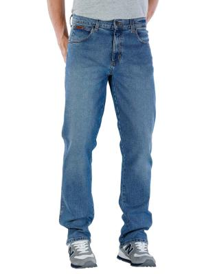 Wrangler Texas Stretch Jeans blue stones