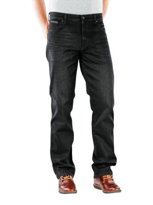 Wrangler Texas Stretch Jeans one eyed black