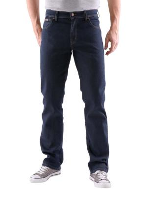 Wrangler Texas Stretch Jeans blue black