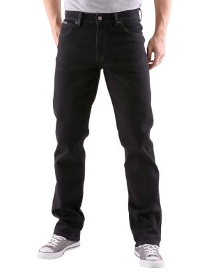 Wrangler Texas Stretch Jeans black overdyed