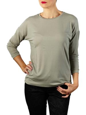 Yaya Crew Neck Top dusty sage