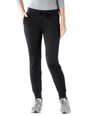 Yaya Jersey Jogg Pants black