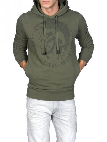 Diesel Spinter-S Sweat-Shirt olive