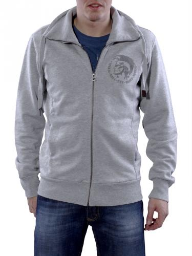 Diesel Senyon-RS Sweat-Shirt light grey