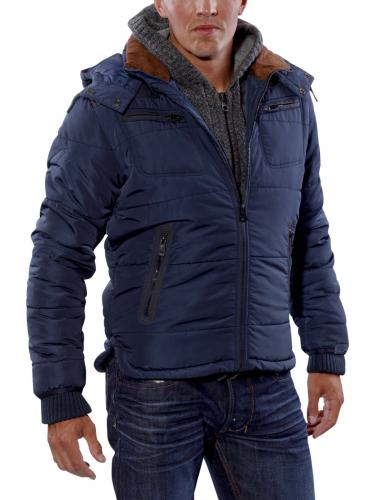 Diesel Wiley Jacket navy
