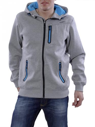 O'Neill No Comply Superfleece silver melee