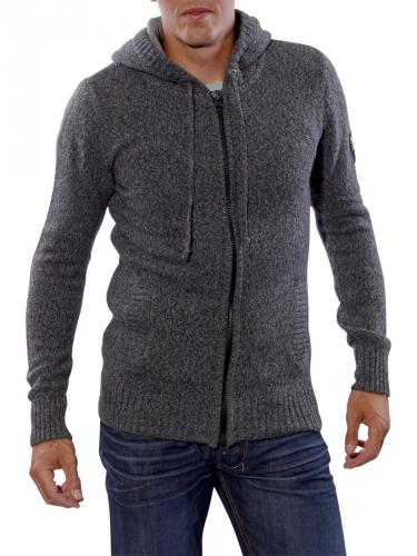 Superdry Borough Zip Up blackfriars nep