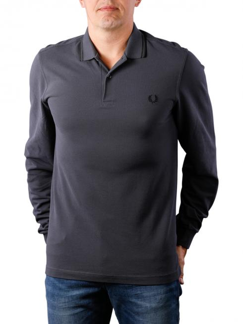 Fred Perry Pullover grau