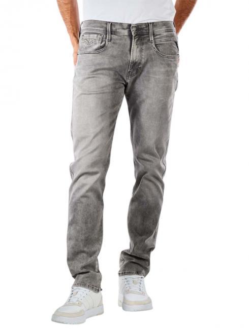 Replay Anbass Jeans Slim Hyperflex grey stretch