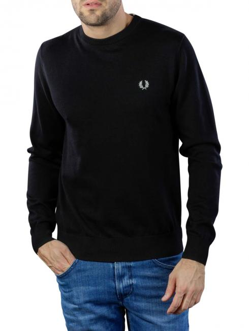 Fred Perry Pullover schwarz