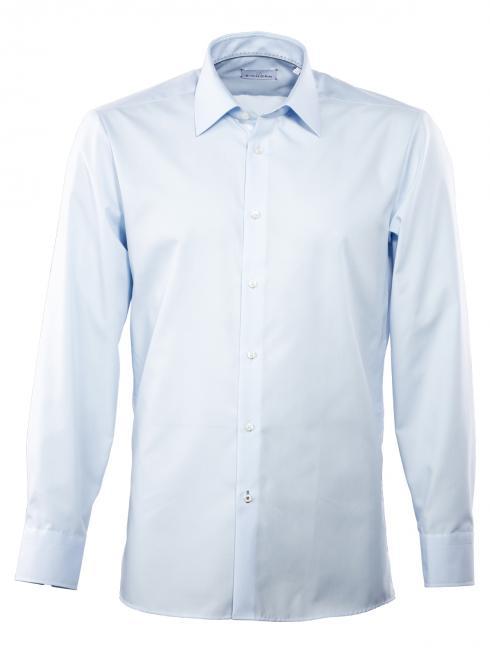 Einhorn Chemise Jamie Modern Fit sans-repassage light blue
