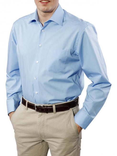 Einhorn Hemd Derby Regular Fit Kent bügelfrei blue