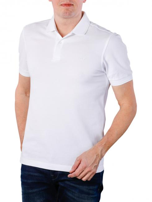 Fred Perry Twin Tipped Shirt white/white