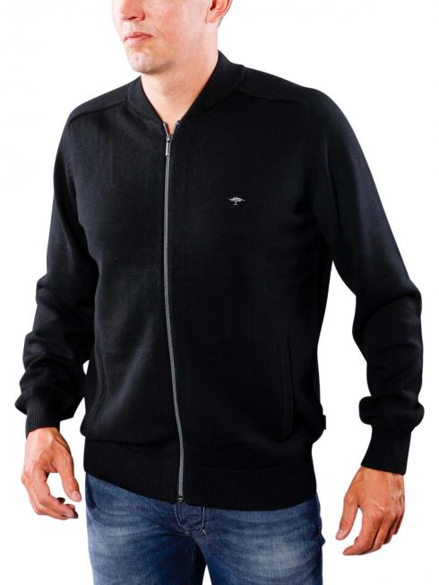 Fynch-Hatton Troyer Soft Pullover black