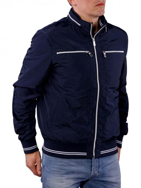 Fynch-Hatton Blouson Jacket navy