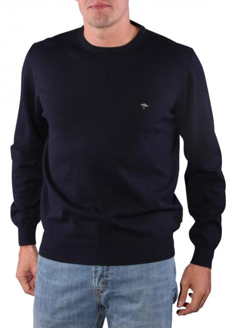 Fynch-Hatton O-Neck Sweater navy