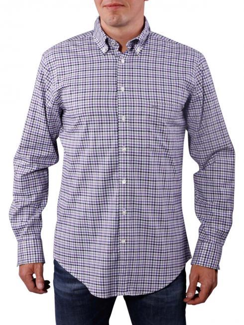 Fynch-Hatton Combi Check Shirt dune