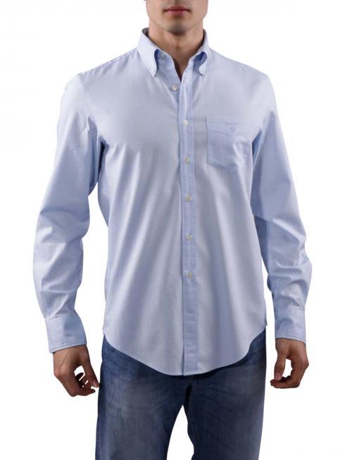 Gant Color Oxford Shirt seablue melange