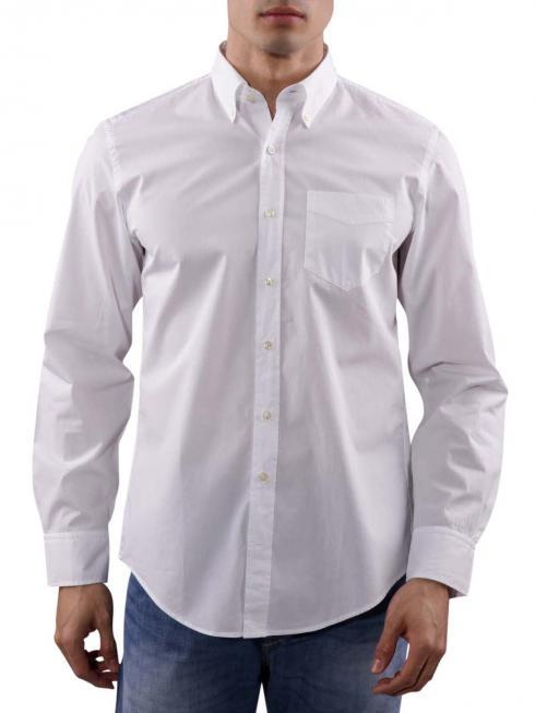 Gant Long Beach Poplin Shirt indigo