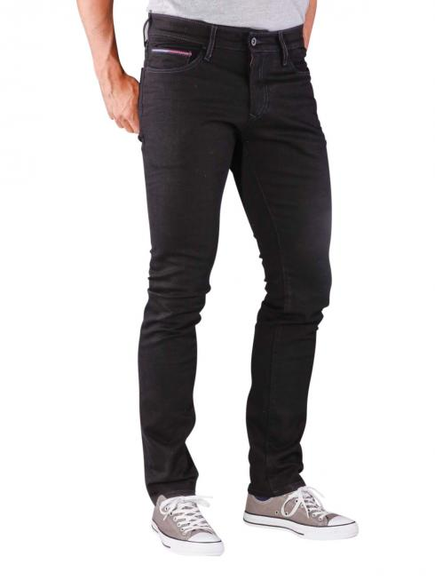 Tommy Jeans Scanton Slim Fit black comfort